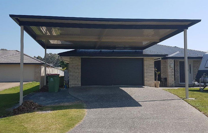 Best outdoor sheds brisbane affordable sheds southside for Affordable barns and garages